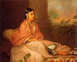 An Indian Lady